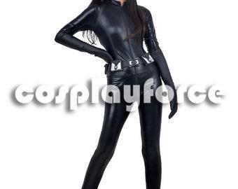 The Dark Knight Rises Cat Burglar Selina Kyle Cosplay Costume mp002506