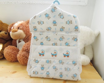 Diapers cover,diapercover,diapers holder,quilted diaper,embroidered baby,diapers dispenser,baby boy diaper,baby boy gift,baby shower gift