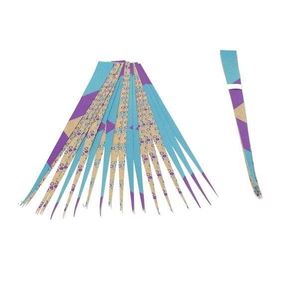 paper strips make paper paper bead by