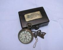 Pocketwatch, engraved pocketwatch, steampunk pocketwatch, wedding men's gift