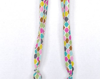 Baby Teething Necklace - Bright Drops