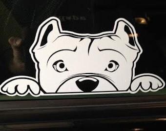 Twinkie B (Pitbull) Window Decal