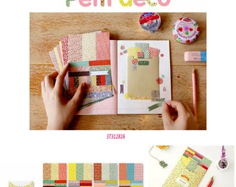 ST312826 Stickers Petit Deco v4 8pcs