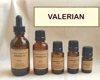 Essential Oil: Valerian (Organic)
