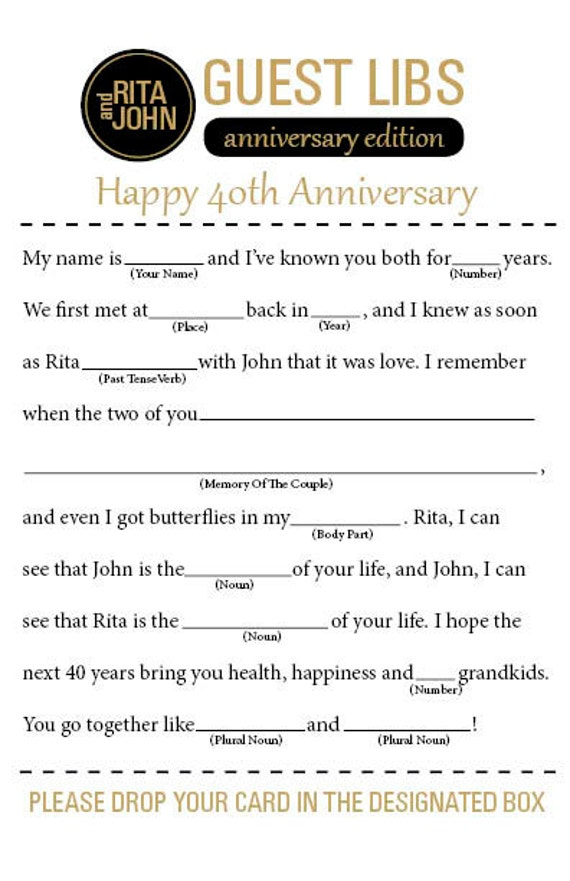 It's just a graphic of Selective Happy Birthday Mad Libs Printable