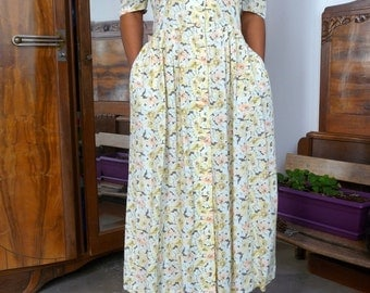 Robe fleurie 90s Taille 36-38