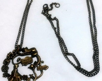 Necklace from Alice in Wonderland