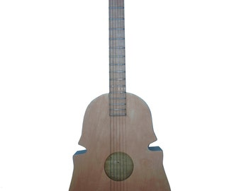 "Acoustic guitar ""green guitars"""