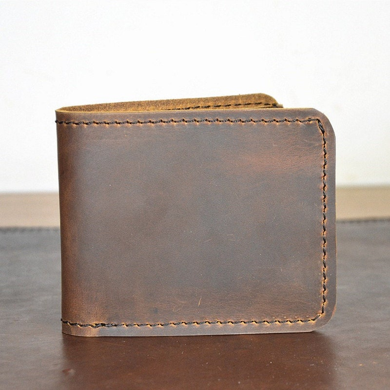 Top Handmade Mens Leather Wallet Men Womens Leather Wallet