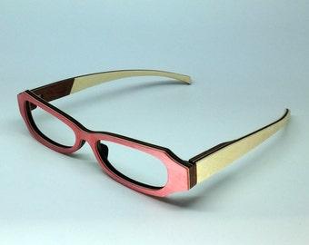 Wooden eyewear - Eve