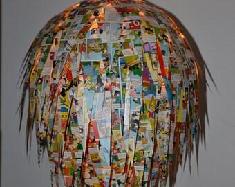 Mickey Mouse - handmade Lampshade