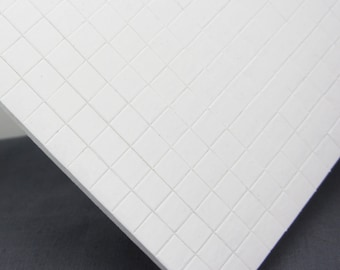6 sheets of Foam Adhesive Squares
