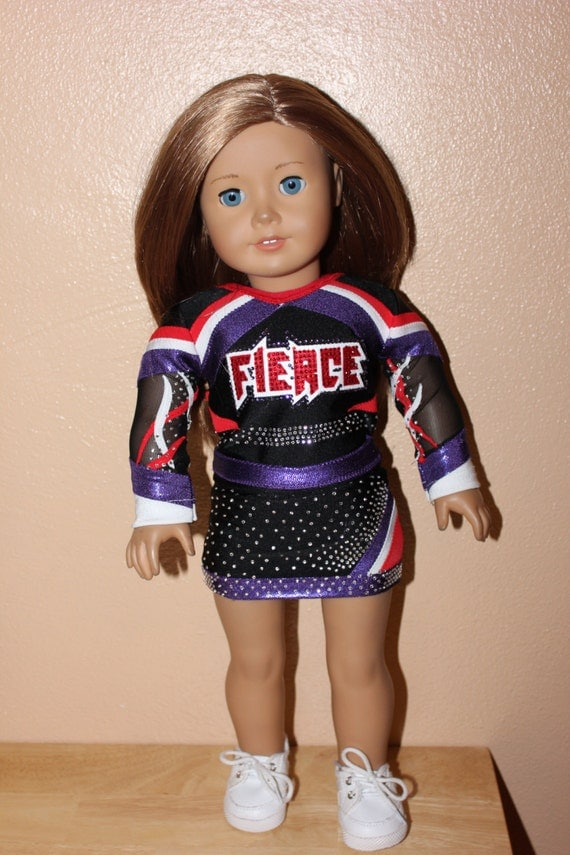 Doll Cheer Outfits