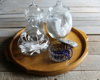 Vintage Wooden Tray / Platter