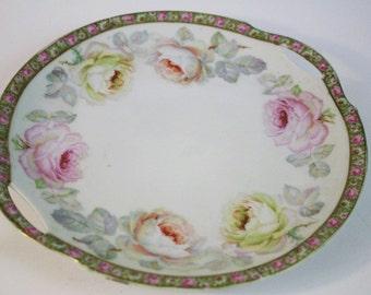 Antique decorative  bowl / plate L.D.B. & CO., Prince Regent China, Germany