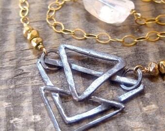 ArrowDown Necklace