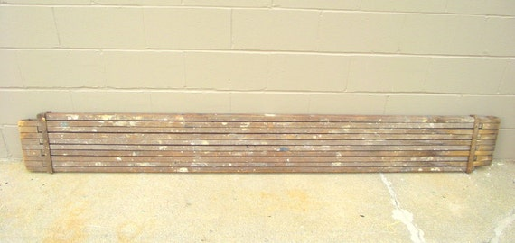 Expandable Walk Boards : Industrial modern painters plank extendable by oldmillvintage