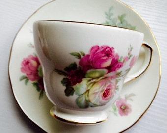 Beautiful Royal Worchester Vintage Teacup