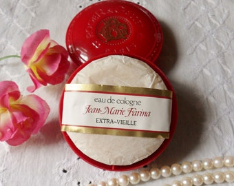 Roger & Gallet Soap, Perfumed Soap from Paris, Jean Marie Farina Fragrance, French Soap