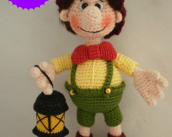 Summer Elfs Crochet Pattern - ToyMagic [PDF Instant Download Amigurumi]