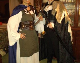 Lining for Custom Renaissance Cloak