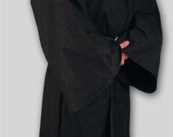 Monk Robe for LARP, SCA, Faire, Monks, Jedi, Steampunk and more