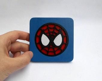 Spider-Man coaster