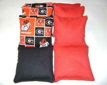 Popular Items For Cornhole Bags On Etsy