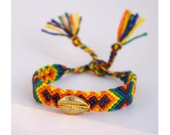 Brazilian Bracelet and Shell