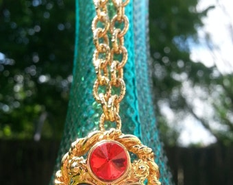 Colorful Jewels Necklace