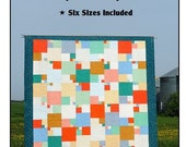 Quarter Sections - PDF Quilt Pattern