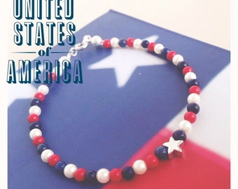 Globetrotter! The bracelets with the flag of your heart!