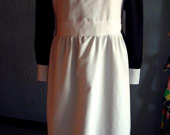 Custom Maid's Dress, Victorian, Edwardian, French Maid/Nurse