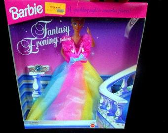 1994 Barbie Fantasy Evening Fashions - MINT NRFB!