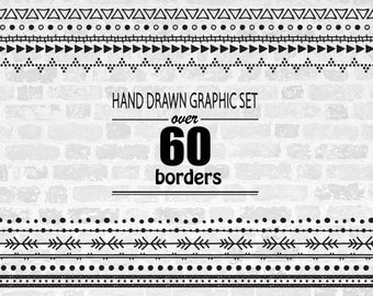 Vector Borders Set