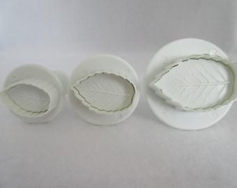 Leaf Clay Cutters