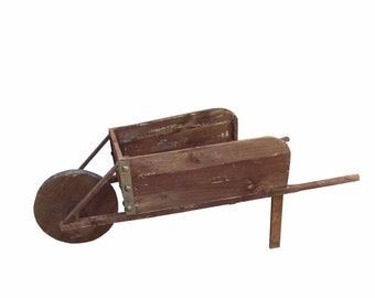 """Wheelbarrow"" decorative garden trolley"