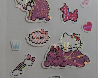 Brand New Hello Kitty x Rody sticker