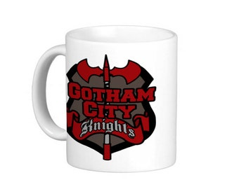 Gotham Knights Mug. Batman inspired. Jason Todd.