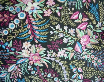 Vintage Art Deco Garden Fabric Set