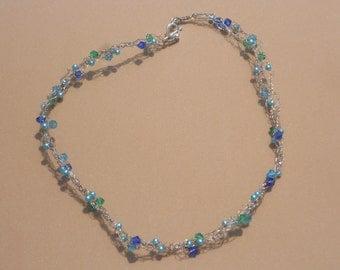 Crochet the Sea - Necklace