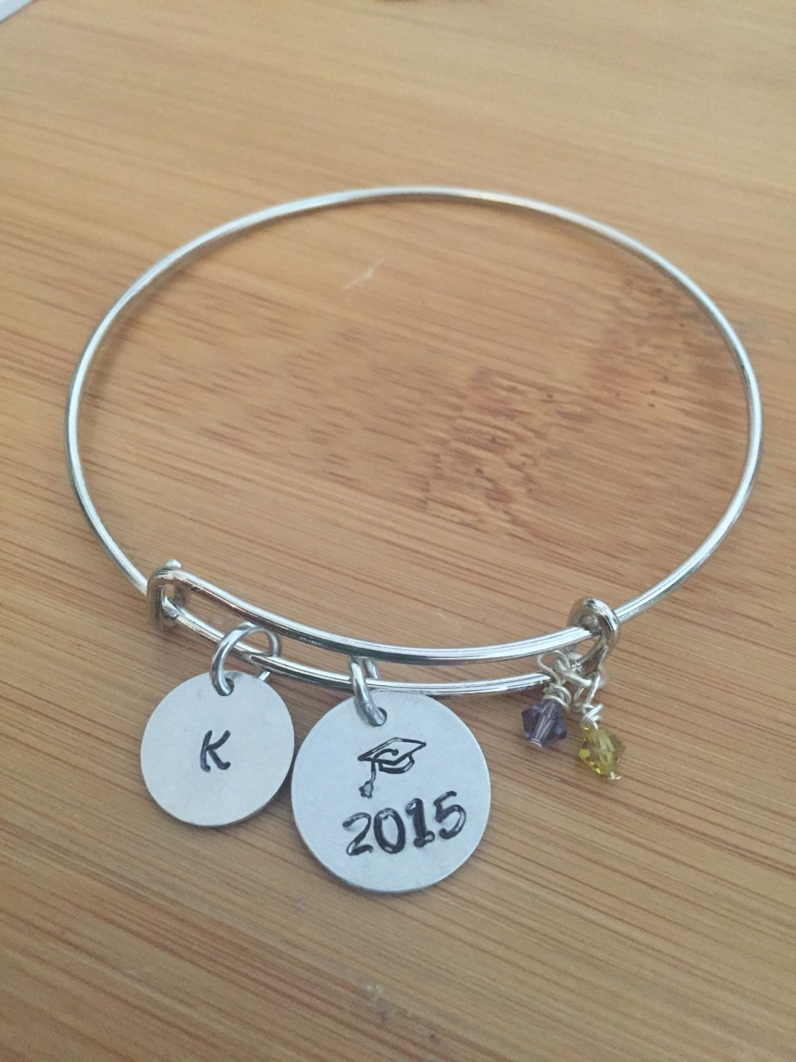 custom sted alex and ani style bangle by