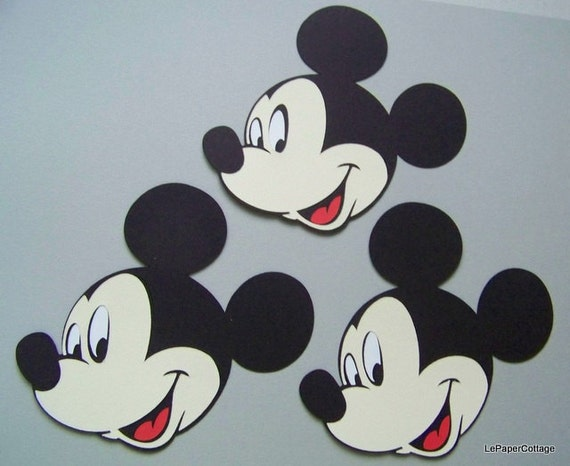 mickey mouse cut s - photo #16