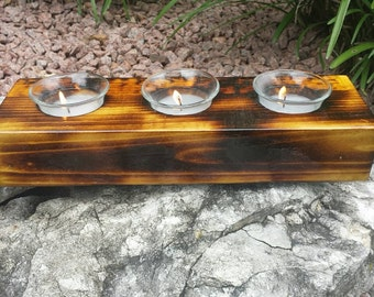 Rustic Votive Holder