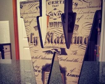 Custom Marriage Certificate Letter