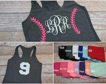 Baseball shirt. Baseball Team Tank. Baseball Mom Shirt. Baseball Mom Tank Top. Baseball Mother. High School Baseball Shirt. Sports tank.