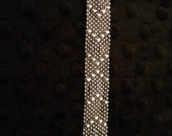 Arrowhead-Ball & Chain Bracelet
