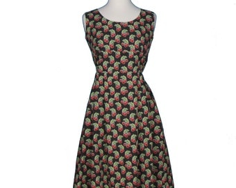 Cherry Dress Available in sizes 2-14