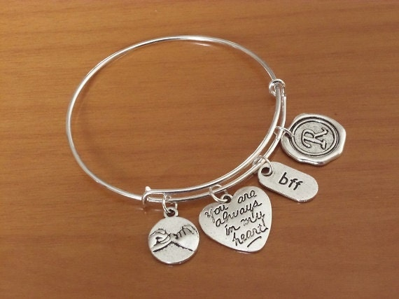 promise bracelet for items similar to promise bangle bracelet you are 7467
