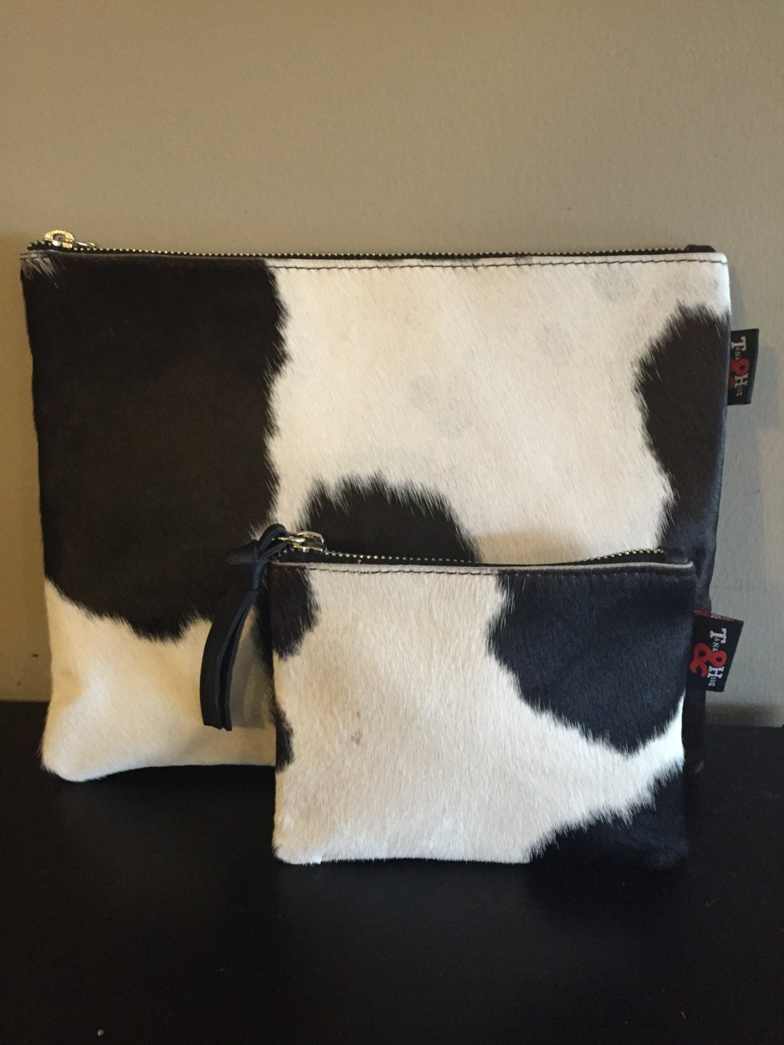 Cow Hide Hair Clutch Bag This Quality Unique Clutch Bag Has